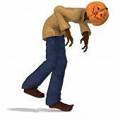 Mister Pumpkin 04