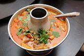 Thai food - tomyam