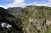 Sierras Tejeda, Almijara, Alhama