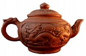 The Chinese Teapot From Red Clay