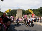 Tour de Francia de inicio de etapa 2