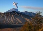 Semeru Volcano, Eastern Java, Indonesia
