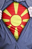 Macedonian Businessman