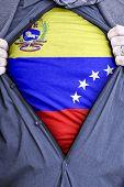 Venezuelan Businessman