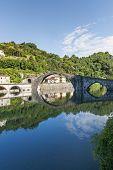 Ponte Della Maddalena (lucca, Tuscany)
