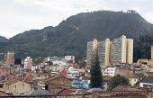 Arquitectura de Monserrate, La Candelaria Bogota Colombia