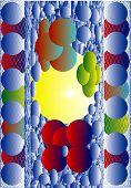 Rotación libre de esferas