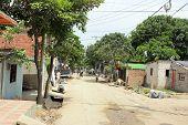 Colombian Street