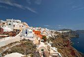 Santorini Ia View