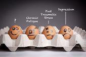 psychische Gesundheit-Konzept