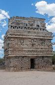 Temple In Chitchen Itza