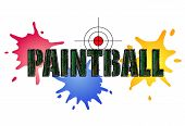 Paintball-logo