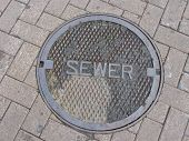 Sewer Manhole Cover