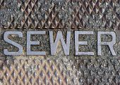 Sewer Grating