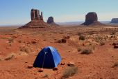 picture of bute  - USA Monument Valley - JPG