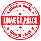Lowest Price-stamp