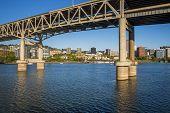 Portland Marquam Bridge
