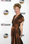 LOS ANGELES - SEP 28:  Tessa Ferrer at the Grey's Anatomy 200th Show Party at The Colony on Septembe