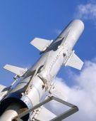 Missile At Pearl Harbor