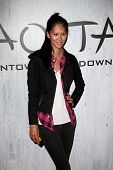 NEW YORK-SEP 28: Anna Dang aka djANNALOG attends the grand opening of TAO Downtown at the Maritime Hotel on September 28, 2013 in New York City.