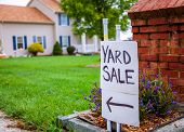 picture of yard sale  - Yard sale - JPG