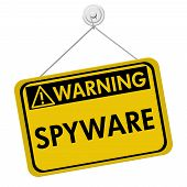 Warning About Spyware