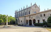 Cartuja De Miraflores Monastery In Burgos