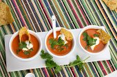 Tortilla-chipotle Soup
