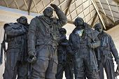 Raf Bomber Command Memorial In London