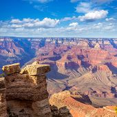 Arizona Grand Canyon National Park Mother Point in USA