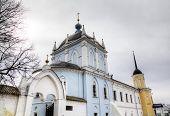 Novo Golutvin convent in Kolomna Kremlin. Russia