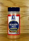 Morton Seasoned Salt Shaker