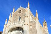 Madrid Church