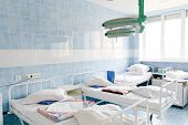 Hospital Chamber Interior