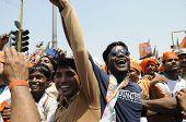 Modi mania in Varanasi.