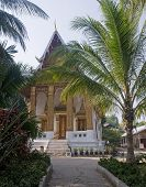 One of the Temples in Luang Prabang