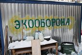 Trailer Khimki Forest Defenders Labeled Eco Defense
