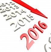Arrow To Year 2016