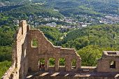 Old Castle Ruins, Baden-baden