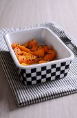 A Side Dish Of Carrots