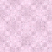 Pink And White Diamonds Tiles Pattern Repeat Background