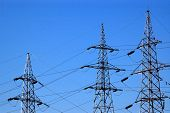 Voltage Power Pylons