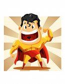 Herói Super forte