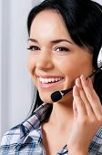 Helpline operator