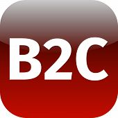 Red B2C Icon