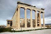 Erechtheum Is An Greek Temple