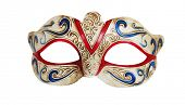 beautiful venetian mask.