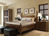 3D rendering / Modern Bedroom