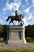 Boston George Washington Statue