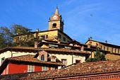 Monforte D'Alba Monferrato Italy